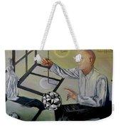 Artist And Muse Weekender Tote Bag