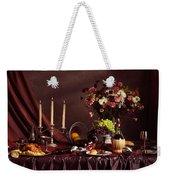 Artistic Food Still Life Weekender Tote Bag