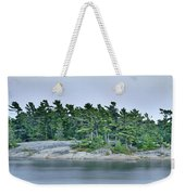 Artistic Granite And Trees  Weekender Tote Bag