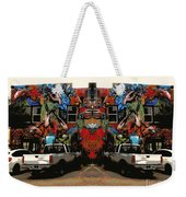 Artistry Abounds Weekender Tote Bag