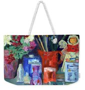 Artist's Angel Weekender Tote Bag