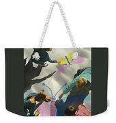Artists At Work Weekender Tote Bag