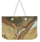 Artist's Brushstrokes Weekender Tote Bag