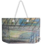 Artists' Cemetery Weekender Tote Bag