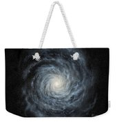 Artists Concept Of A Face-on View Weekender Tote Bag by Ron Miller