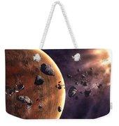 Artists Concept Of A Supernova Weekender Tote Bag