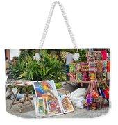 Artists Corner Weekender Tote Bag
