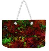 Artists Foliage Weekender Tote Bag