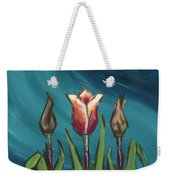 Artists In Bloom Weekender Tote Bag by Brandy Woods