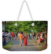 Arts Walk Weekender Tote Bag