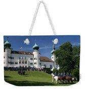 Artstetten Castle In June Weekender Tote Bag