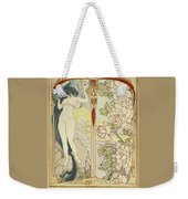Artwork For La Portes Des Reves Weekender Tote Bag