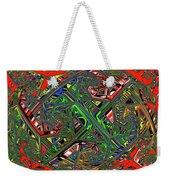 Artwork Ovoid Weekender Tote Bag