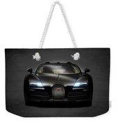 Bugatti Veyron Weekender Tote Bag