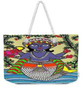 Matsya An Avatar Of Hundi God Vishnu  Weekender Tote Bag