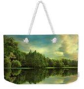 Summer Reflections Weekender Tote Bag