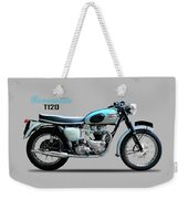Triumph Bonneville Weekender Tote Bag