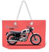 Triumph Bonneville 63 Weekender Tote Bag