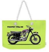Triumph Trophy Weekender Tote Bag
