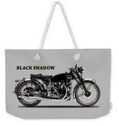 Vincent Black Shadow Weekender Tote Bag