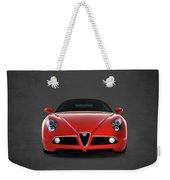 Alfa Romeo 8c Weekender Tote Bag