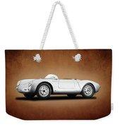 Porsche 550 Weekender Tote Bag