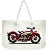 Indian 401 1928 Weekender Tote Bag