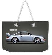 Porsche 993 Weekender Tote Bag
