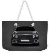 Bentley Continental Gt Weekender Tote Bag