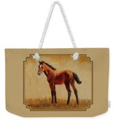 Afternoon Glow Weekender Tote Bag by Crista Forest