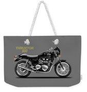 Triumph Thruxton Weekender Tote Bag