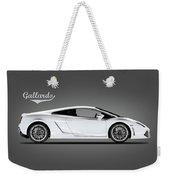 The Lamborghini Gallardo Weekender Tote Bag