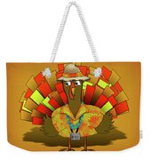 Vacation Turkey Illustration Weekender Tote Bag