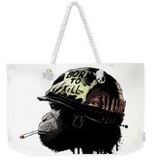 Born To Kill Weekender Tote Bag