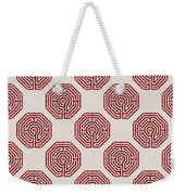 Cologne - Red Earth Weekender Tote Bag
