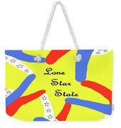 Lone Star State Weekender Tote Bag