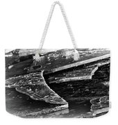 Broken Sheets Of Ice Weekender Tote Bag