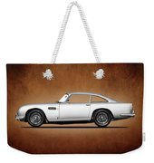 The Aston Martin Db5 Weekender Tote Bag