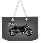 Vincent Series D Weekender Tote Bag