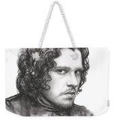 Jon Snow Game Of Thrones Weekender Tote Bag