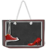 Shoes For Every Occasion Weekender Tote Bag