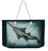 Sawfish Weekender Tote Bag