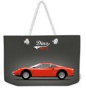 The Dino Weekender Tote Bag
