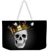 Royal Skull Weekender Tote Bag