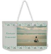 Forever Summer 7 Weekender Tote Bag