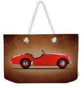 Triumph Tr3a 1959 Weekender Tote Bag