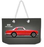 Ferrari 250 Gt 1959 Weekender Tote Bag