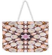 Cupcake Kaleidoscope Weekender Tote Bag