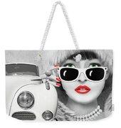 Luxury Beautiful Weekender Tote Bag