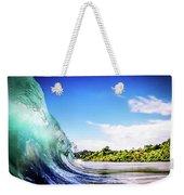 Tropical Wave Weekender Tote Bag